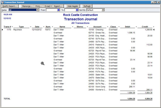 Getting Things Done Fast With Quickbooks Keyboard Tricks