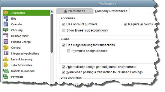 Setting Up User Access In Quickbooks